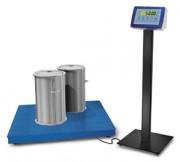 Plate-forme de pesage 4 capteurs - Série EPFL