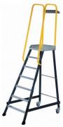 Plate forme de rayonnage - Adapté à un emploi devant une paroi verticale (Gamme Industrie)