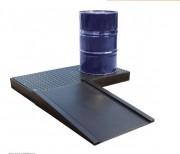 Plate forme de rétention en polyéthylène - Charge maxi kg/m² : 750 – 300