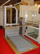 Plate forme élévatrice handicapés - Course maximale d'élévation : 1 m