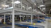 Plate-forme mezzanine d'intégration - Certifié EN-1090