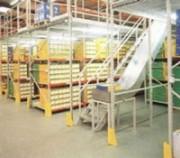Plate-forme sur Profilplus - Plate forme distributeur