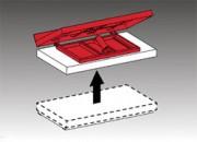 Plateau basculant pour table élévatrice - Option