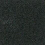 Plateau de table en bois stratifié noir uni - Format : carré ou rectangulaire