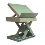 Plateau inclinable pour table élévatrice