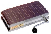 Plateau magnétique 601x301 mm - Plateau magnétique rectangulaires de fraisage à pôles standards