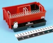 Plateau pour matériel de prélèvement 152 x 117 mm - Ref 7405