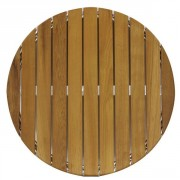 Plateau pour table de terrasse - Diamètre (cm) : 60