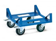 Plateau roulant 400 kg - Charge max : 400 kg