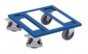 Plateau roulant pour caisses - Capacité de charge : 400 kg