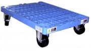 Plateau roulant pour produits alimentaires - Dimensions (L x l) mm : 400 x 600 ou 600 x 800