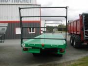 Plateaux fourragers - 2 essieux - 3 essieux