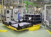 Plateaux tournants industriels - Prévues pour 2 ou plusieurs conteneurs