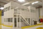 Plateforme de bureau - Charge allant jusqu'à 1 tonne au m²