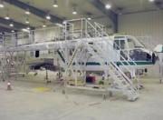 Plateforme de maintenance aéronavale - Maintenance pour hélicoptère de l'aéronavale