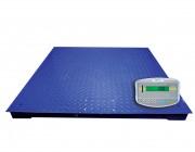 Plateforme de pesage avec indicateur GK-M - Capacité 1500 à 3000 kg