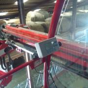 Console de pesage griffe à foin - Pesée pour griffe à foin séchage en grange