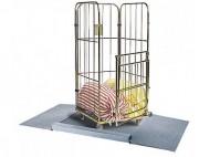 Plateforme de pesage professionnelle - Fabrication sur mesure permettant d'optimiser la place disponible