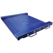 Plateforme de pesée électrique - Capacité : 500 Kg