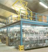 Plateforme de stockage industrielle - Charges admissibles de 250 à 1500kg/m²