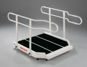 Plateforme évasée pour rampes d'accès - Capacité de charge maximale : 300 kg