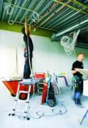 Plateforme mobile de travail - Capacité de charge : 150 kg