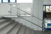 Plateforme monte escalier 300 Kgs - Charge max : 300kg – Monte escalier électrique