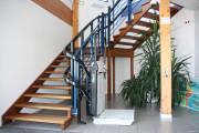 Plateforme monte-escalier - Plateforme extérieure