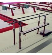 Plateforme pour barres parallèles - Plate-forme de parade pliante