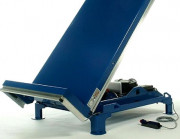 Plateformes basculantes - Angles inclinaison : 45° / 90° - Largeurs plateformes : De 600 mm à 1700 mm