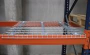 Platelage métallique pour rayonnage - Charge utile : 800 kg UR