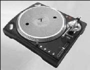 Platine vinyle haut de gamme - TT-500