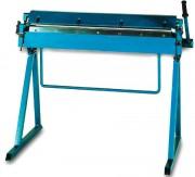 Plieuse à tôle manuelle - Capacité de pliage : 1060 mm x 1.2 mm