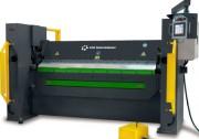 Plieuse de tôle à tablier hydraulique et commande numérique Schneider 2 axes - Flexibilité de pliage maximale