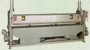 Plieuse Electro-hydraulique - Puissance moteur : pliage 3 à 4 CV - serrage 5,5 CV.