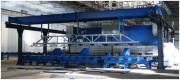 Plieuse hydraulique industrielle - Capacité : Jusqu'à 3200 t x 18 m ou 4800 t x 27 m