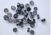 Plombs naturels - Diamètres (mm) : 7.5 à 16