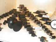 Plot élastique - Plot Antivibratoire