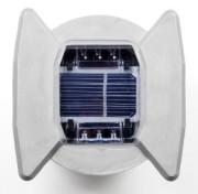 Plot solaire routier à LED - Lumineux - 100% autonome