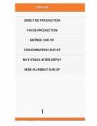 Plugin ERP Atelier pour Sage 100 Entreprise Industrie i7 - Logiciel de gestion de production atelier (fabrication) et services associés
