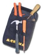 Pochette à outils 1 L - 3 boucles en face avant