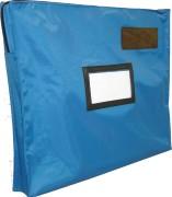Pochette courrier à soufflet - 5 coloris au choix
