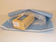 Pochette d'expédition gonflable - Pochette plastique opaque prêt-à-poster