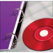 Pochette de 35 pastilles auto-collantes diamètre 15mm pour CD/DVD - apli_agipa