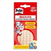 Pochette de 55 pastilles adhésives blanche Multifix 376631 - Pritt