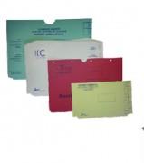 Pochette de classement - Epaisseur maxi 40 mm , formats au choix