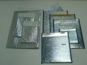 Pochette isotherme pharmaceutique - Pochette aluminée - Pour converser à température précise