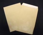 Pochette kraft blond sans fenêtre - Format : 229 x 324 (C4)