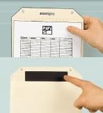 Pochette magnétique A4 horizontal - MT 48