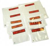 Pochette porte-document transparente